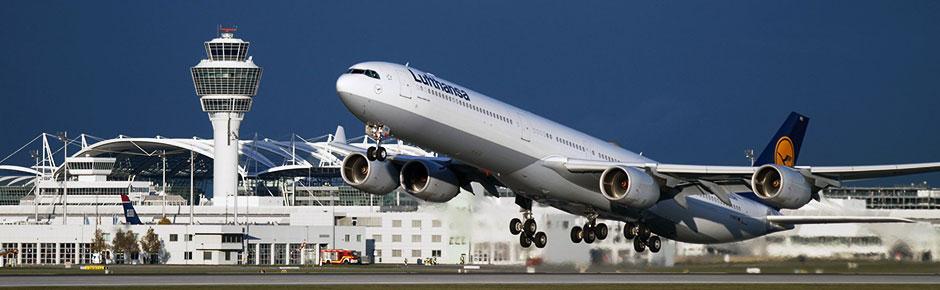 Flüge / Mietwagen / Reiseversicherung