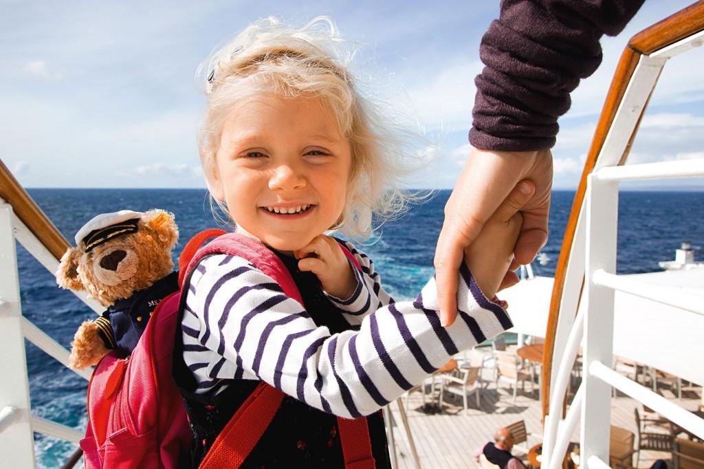 Kreuzfahrten – Familienreisen