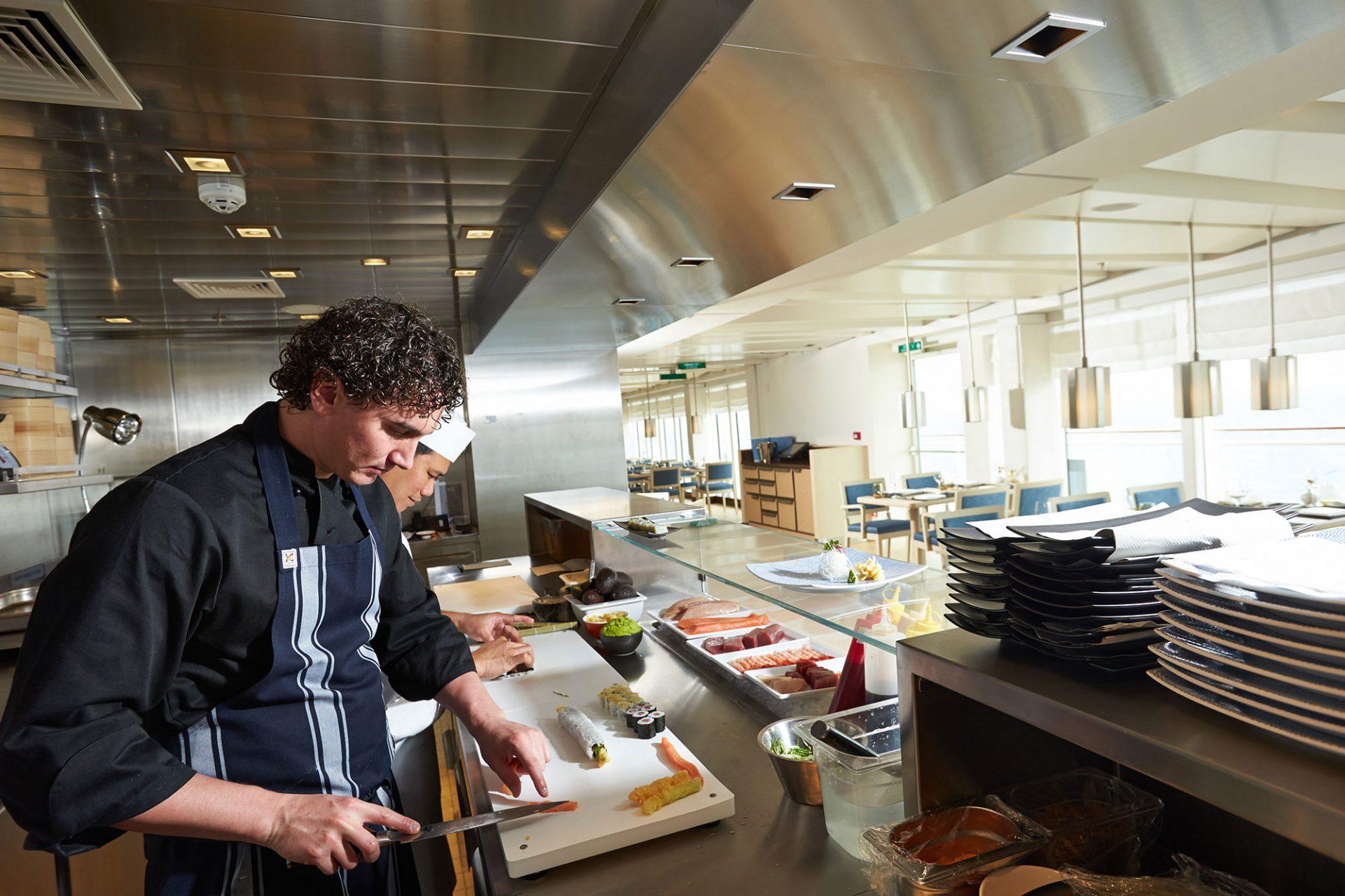 Genussreisen –Kreuzfahrten im Zeichen kulinarischer Höhepunkte