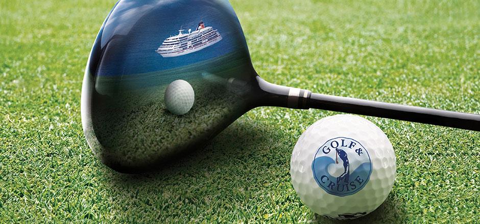 Golf & Cruise mit Hapag Lloyd – Die schönste Verbindung zweier Leidenschaften