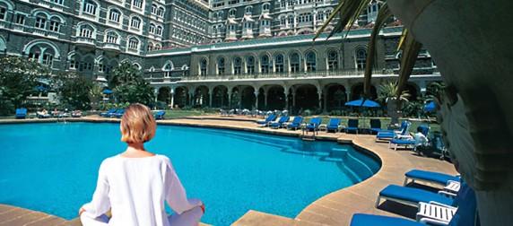 Indien Golfrundreise. Golfen am Taj Mahal