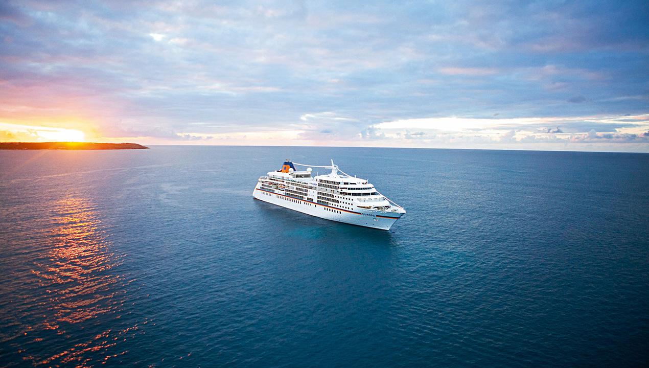 Golf Kreuzfahrt MS Europa. Ausgewählte Golf-Kreuzfahrten inklusive Golfarrangements mit einem der weltbesten Kreuzfahrtschiffe – der MS Europa von Hapag Lloyd.