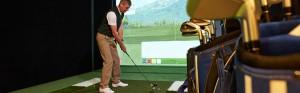 Swing Tours Golfreisen und Kreuzfahrten. Begleitet von zwei PGA Golfpros verbessern die Gäste ihren Schwung auf dem Platz oder auch beim Training mit Videoanalyse in einem der modernen Golfsimulatoren an Bord. Golf & Cruise mit der MS Europa 2