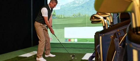 MS Europa 2 Golfsimulator