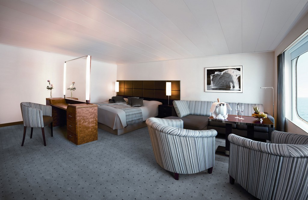 MS Hanseatic grosse Suite