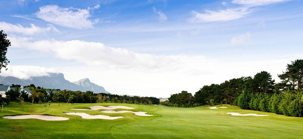 Golf Rundreise Südafrika – Golfen bei den BIG FIVE: The golf course – consistently named one of the best conditioned courses in South Africa Golf Digest's annual Top 100 – attracts golfers seeking a total golfing experience