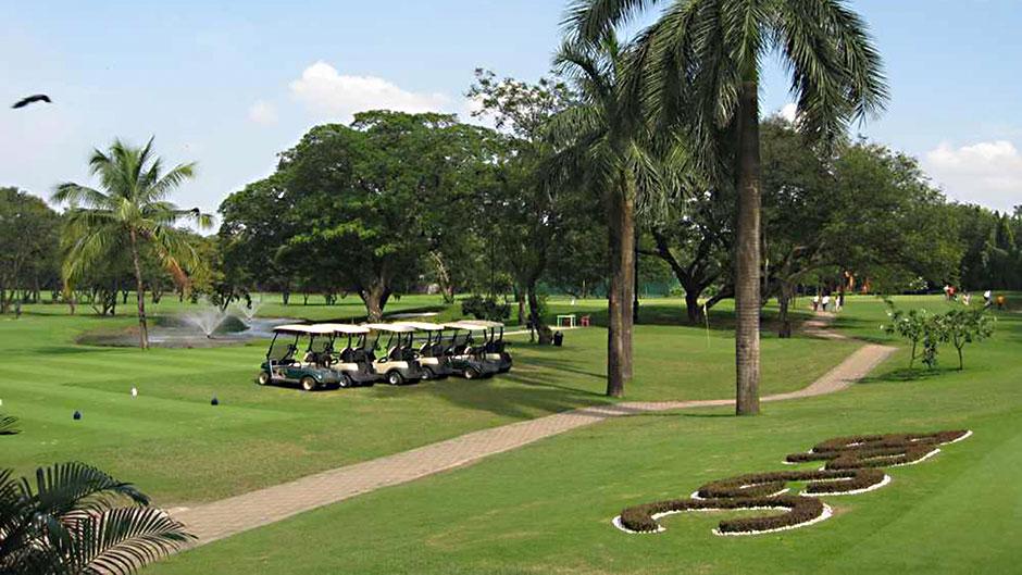 Golf Rundreise Indien – Golfen am Taj Mahal: Bombay Presidency Golf Club