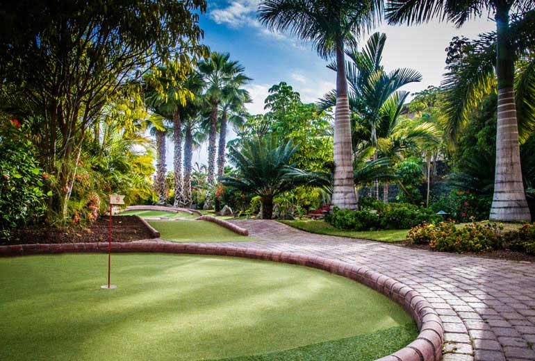 Swing Tours Golfreisen Golfreisen Teneriffa Sheraton
