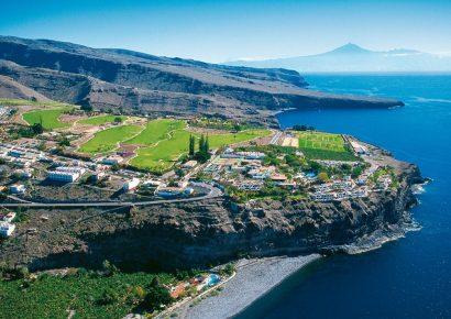 Golfreisen La Gomera – Hotel Jardin Tecina
