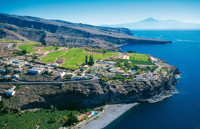 Golfreisen La Gomera - Hotel Jardin Tecina