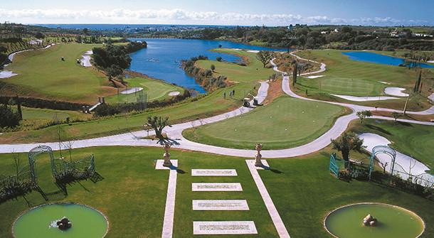 Golfreisen Costa del Sol - Villa Padierna Palace Hotel