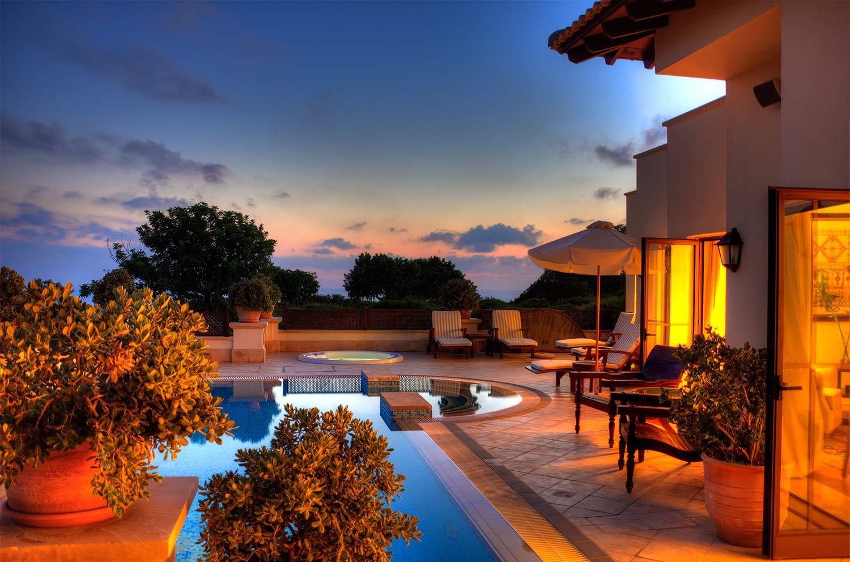 Golfreisen Paphos - Aphrodite Hills Hotel