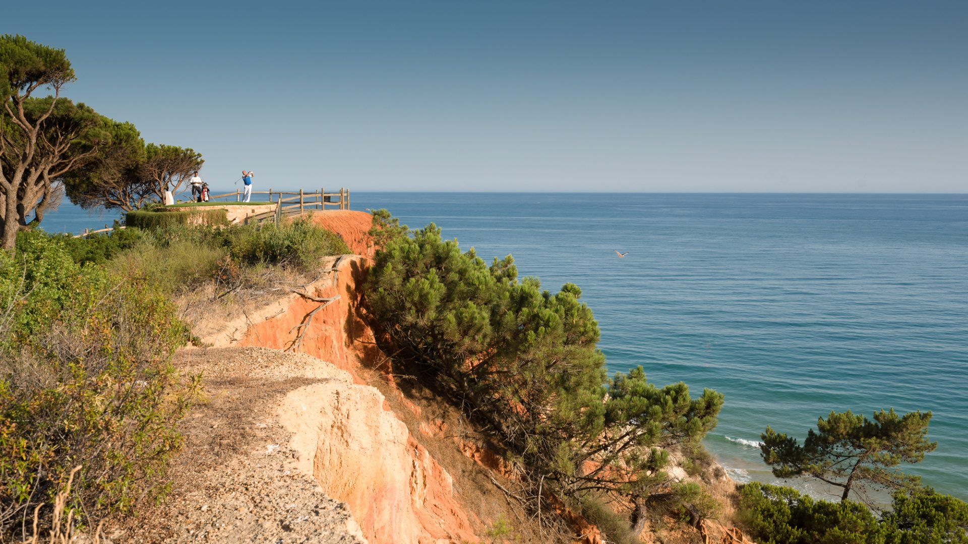 Golfreisen Algarve - Pine Cliffs Hotel, a Luxury Collection Resort, ehemals Hotel Sheraton Algarve