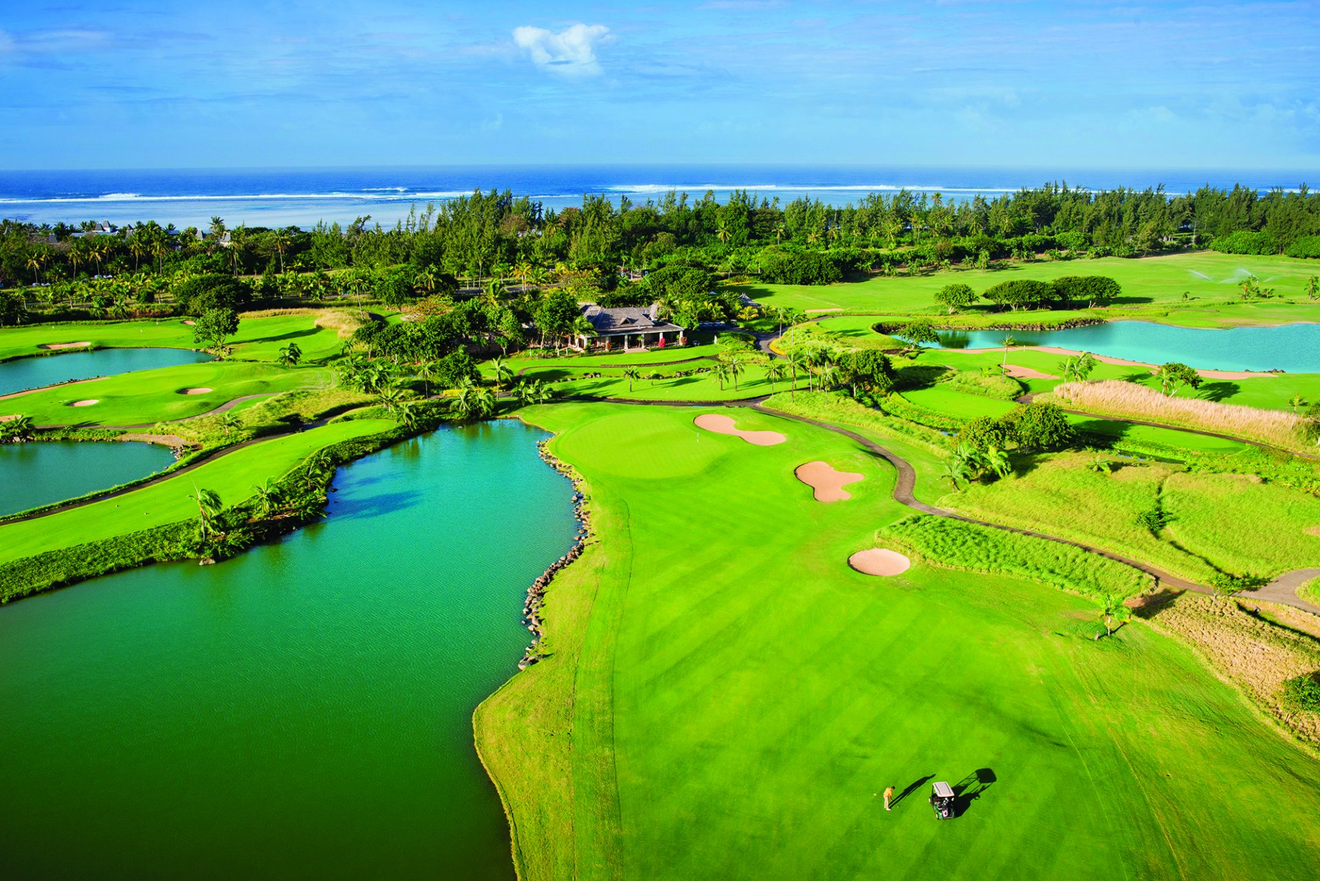 Golfreisen Mauritius - Heritage Le Telfair Golf & Spa Resort