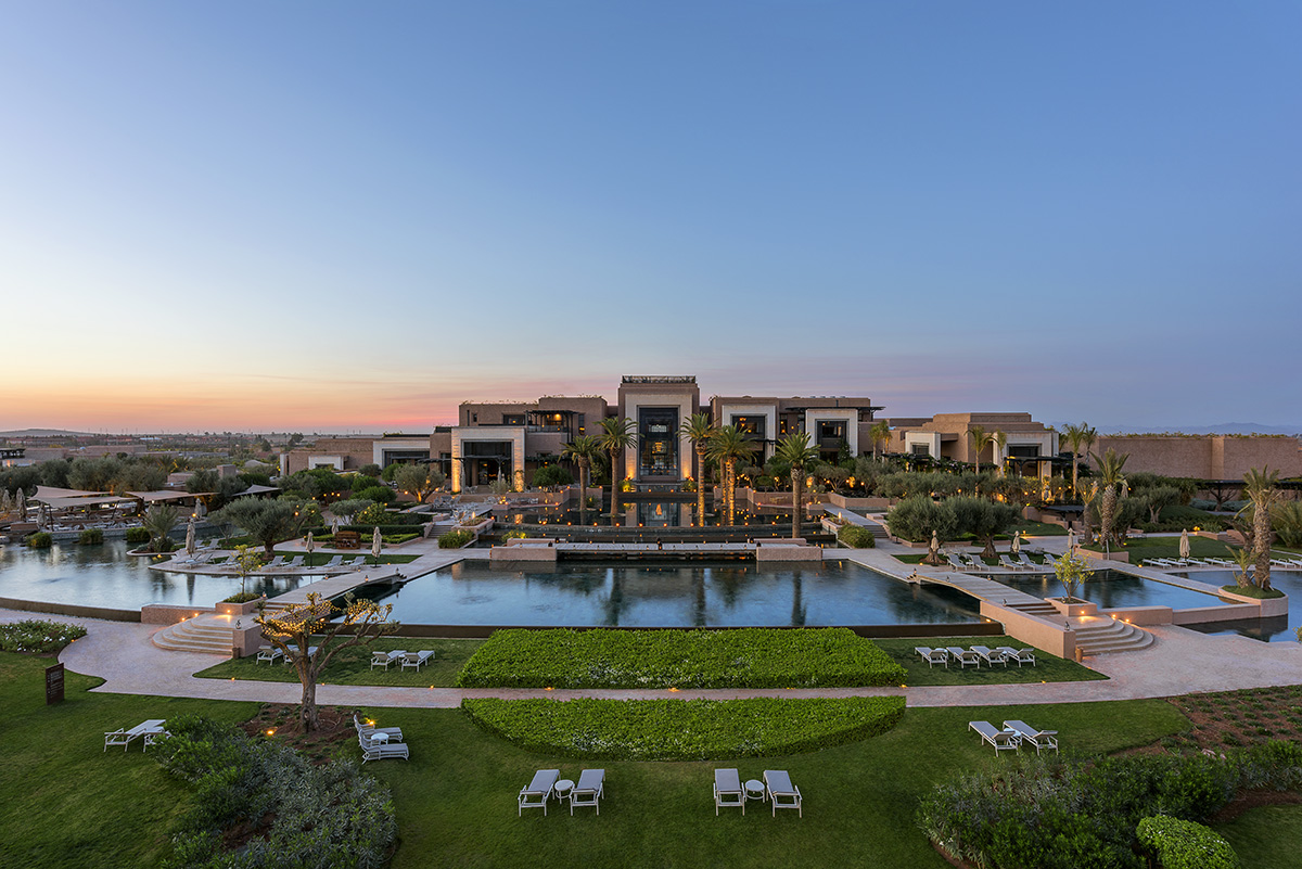Golfreisen Marrakesch - Fairmont Royal Palm