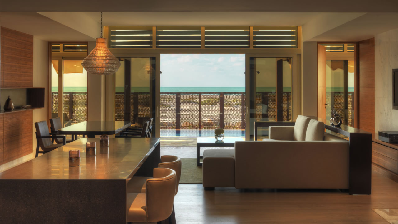 Golfreisen Abu Dabi - Park Hyatt Saadiyat Island