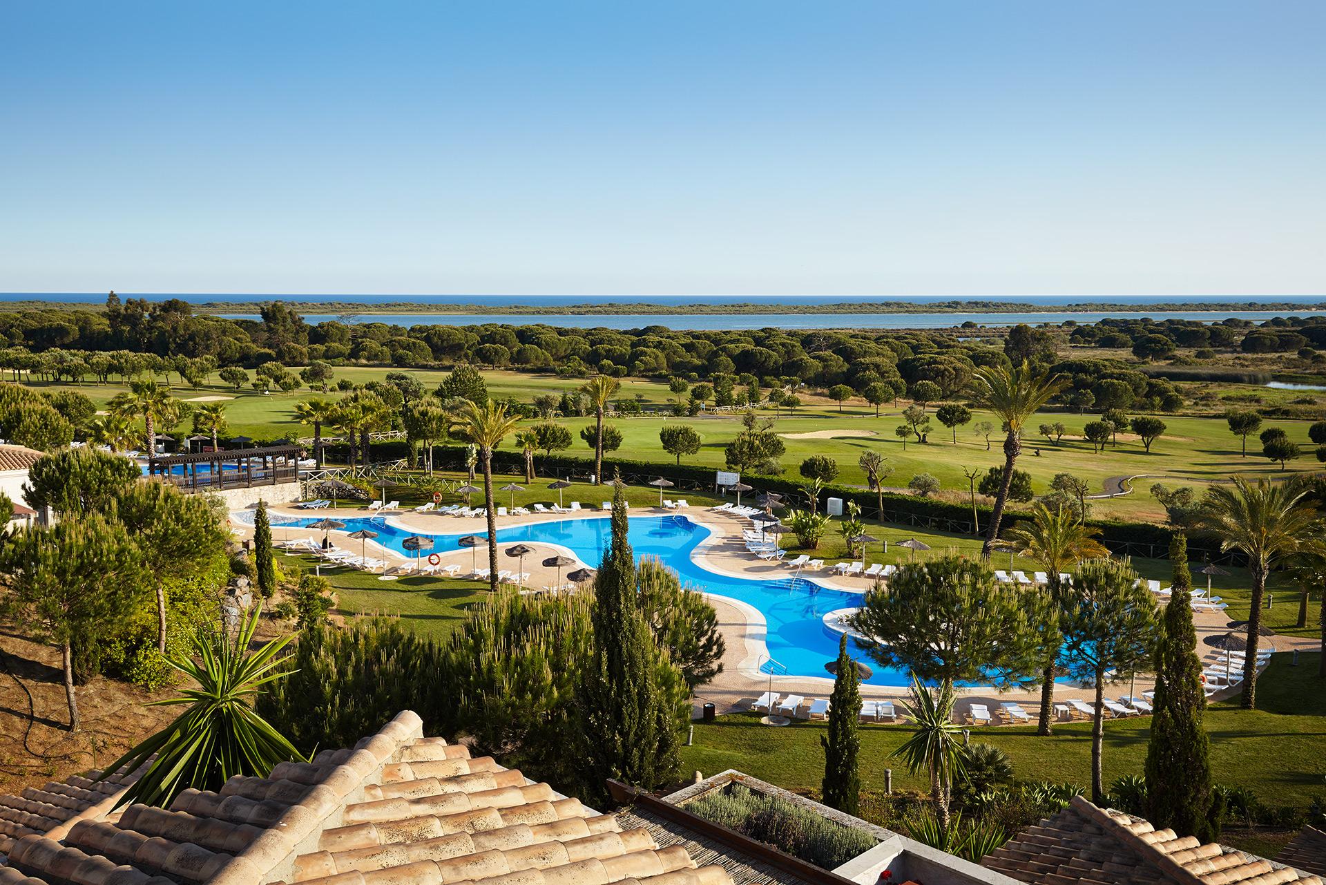Golfreisen Costa de la Luz - Precise Hotel El Rompido