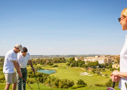 Golfreisen Costa de la Luz – Barceló Montecastillo Resort