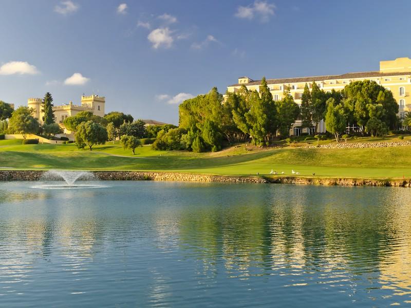 Golfreisen Costa de la Luz - Barceló Montecastillo Resort