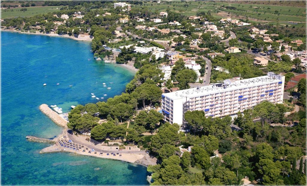 Golfreisen Mallorca - Hipotel Eurotel Golf Punta Rotja