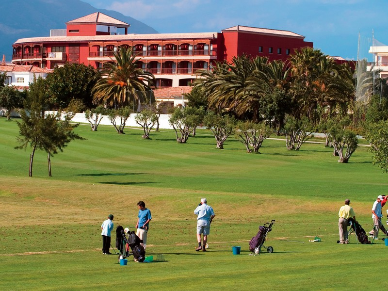 Golfreisen Costa del Sol - Barcelo Marbella Golf Hotel