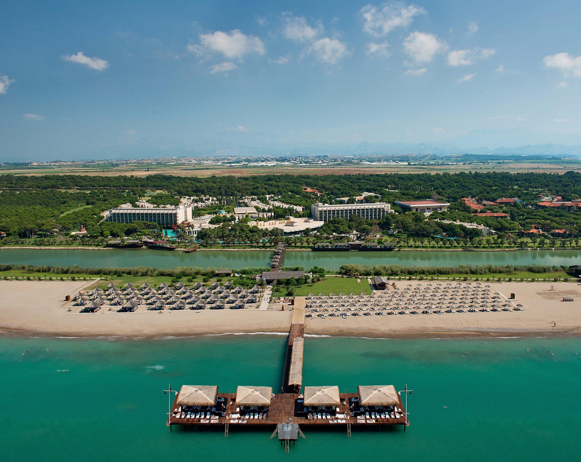 Golfreisen Belek - Gloria Serenity Resort