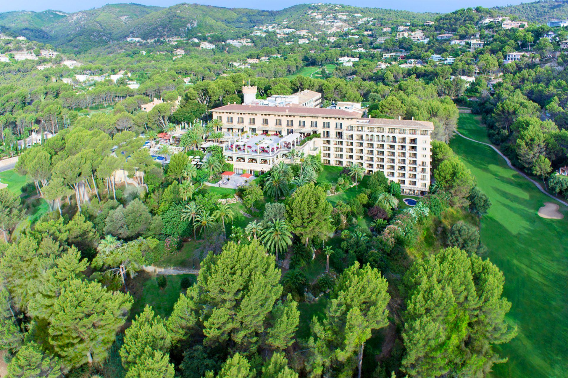 Golfreisen Mallorca - Castillo Hotel Son Vida