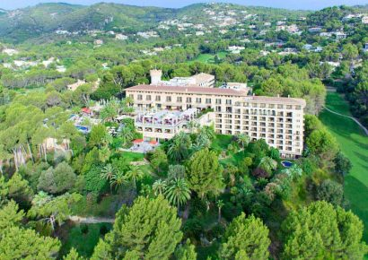 Golfreisen Mallorca – Castillo Hotel Son Vida