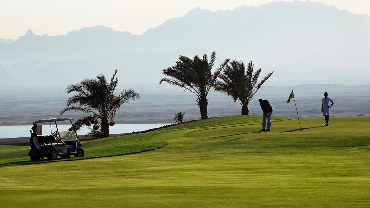 Golfreisen Ägypten - Kempinski Soma Bay