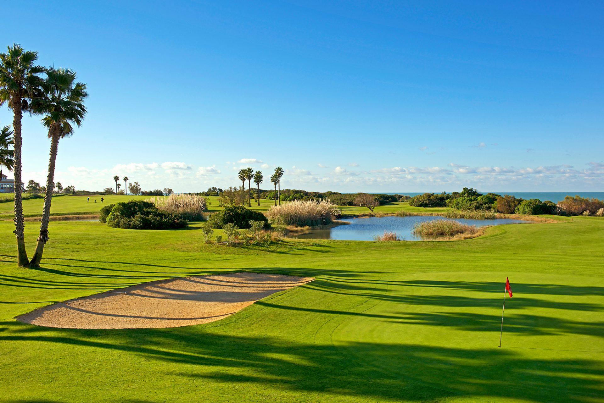 Golfreisen Costa de la Luz - Iberostar Royal Andalus