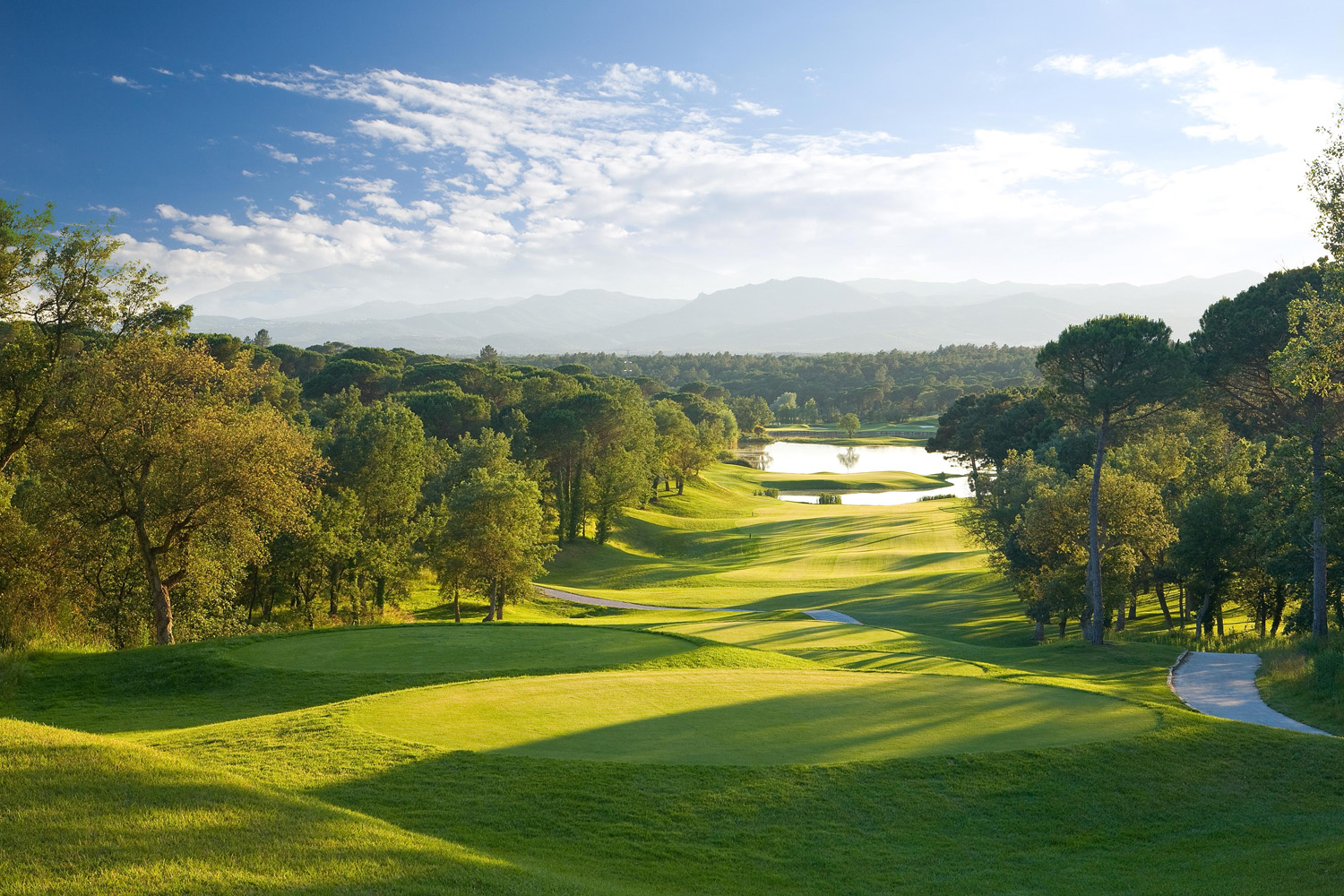 Golfreisen Costa Brava - PGA Catalunya Resort (ehemals Hotel Melia Golf Vichy Catalan)