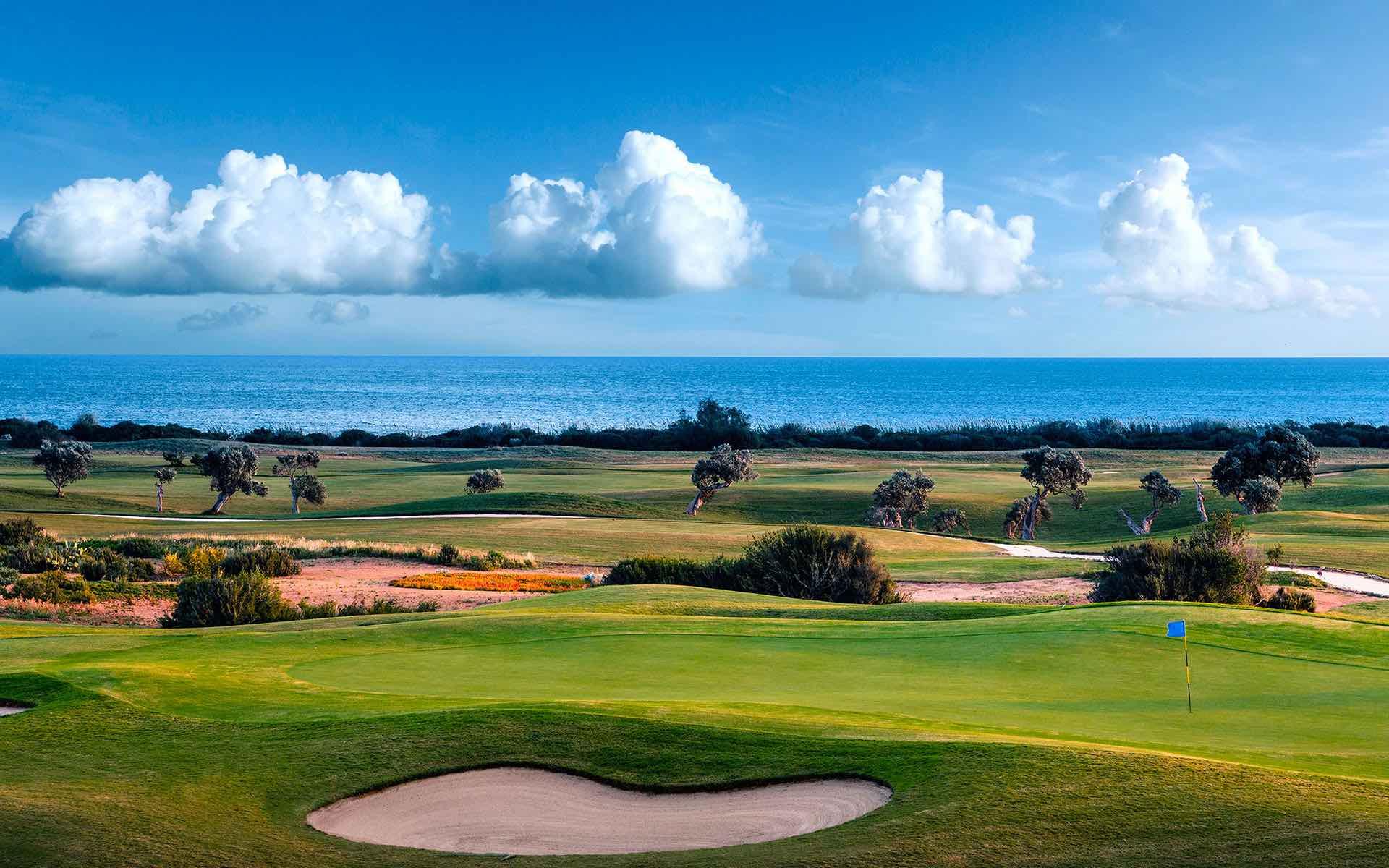 Golfreisen Apulien - Borgo Egnazia