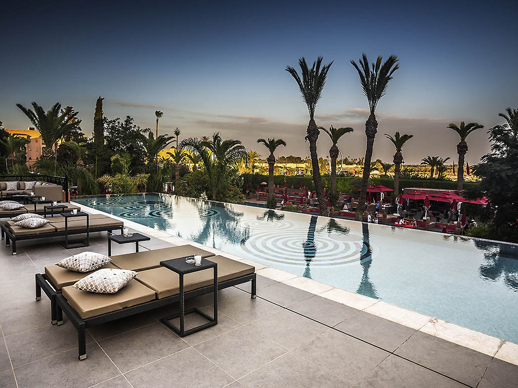 Golfreisen Marrakesch - Sofitel Lounge & Spa Marrakech