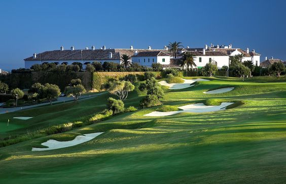 Golfreisen Costa del Sol - Finca Cortesin Hotel Golf & Spa