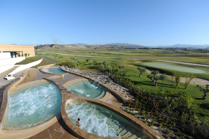 Golfreisen Sizilien - Verdura Golf & Spa Resort