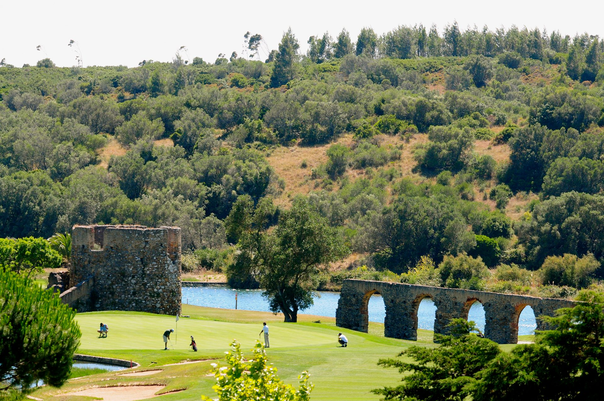 Golfreisen Costa Estoril - Penha Longa Hotel Spa & Golf Resort