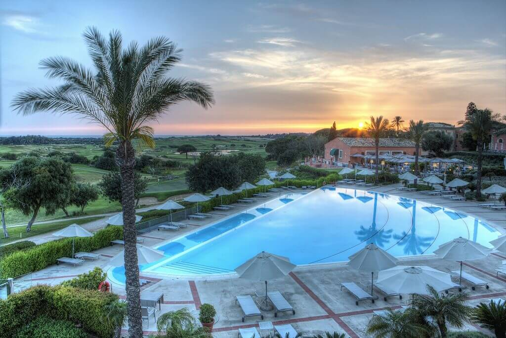 Golfreisen Sizilien - Donnafugata Golf Resort & SPA