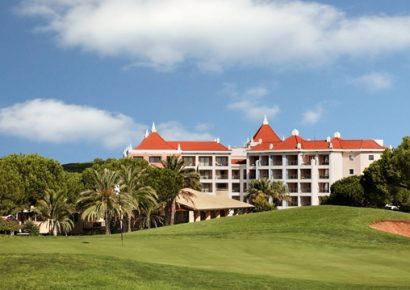 Golfreisen Algarve – Hilton Vilamoura As Cascatas Golf Resort & Spa