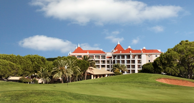 Golfreisen Algarve - Hilton Vilamoura As Cascatas Golf Resort & Spa