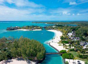 Golfreisen Mauritius - Shangri-La Le Touessrok Resort & Spa. Mitten im glitzernden Indischen Ozean, auf der Trauminsel Mauritius, liegt einer der romantischsten Orte dieser Welt. Ein tropisches Paradies mit allem erdenklichen Luxus, dessen 5 Sterne nur am Firmament überstrahlt werden.