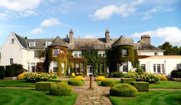 Golfreisen Schottland – Rufflets Country House Hotel