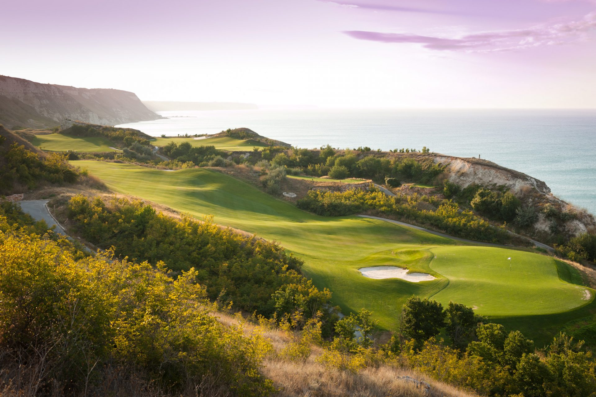 Golfreisen Kavarna - Thracian Cliffs Beach & Golf Resort