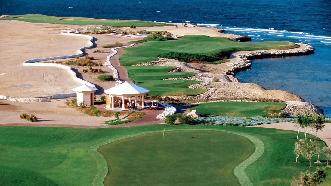 Golfreisen Soma Bay - Sheraton Soma Bay