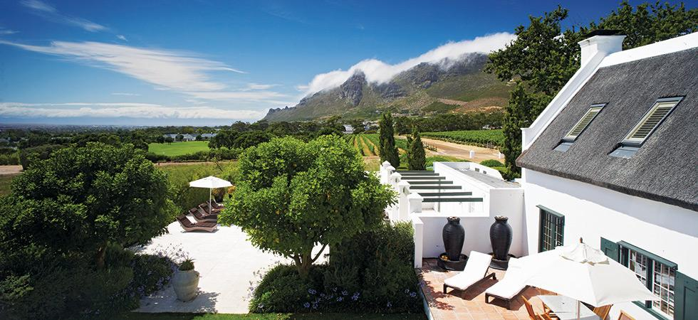 Golfreisen Kapstadt - Steenberg Hotel