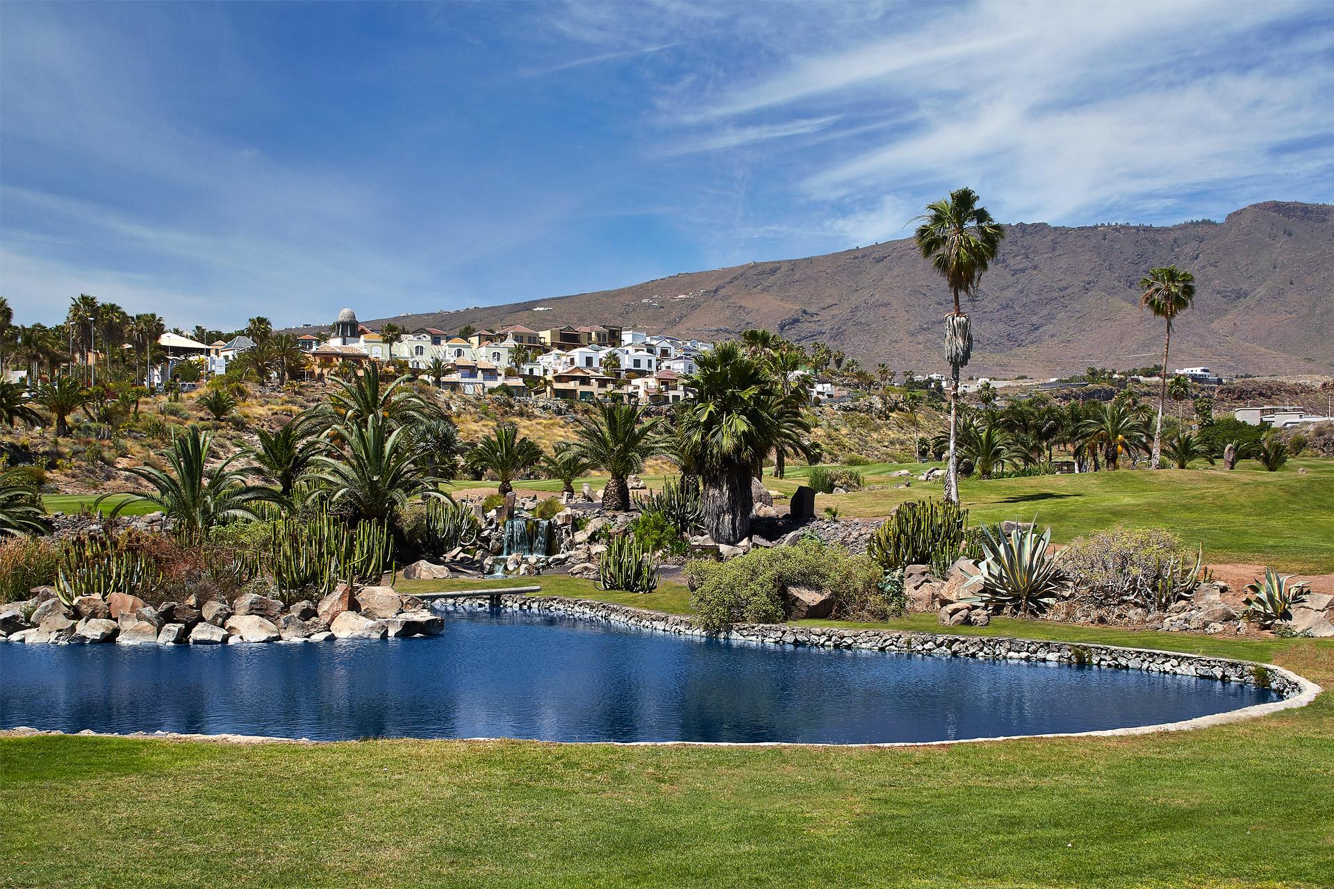 Golfreisen Teneriffa - Hotel Suite Villa Maria