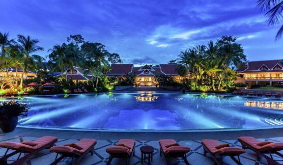 Golfreisen Koh Samui – Santiburi Beach Resort
