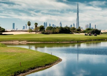 Golfreisen Dubai – Intercontinental Dubai Festival City