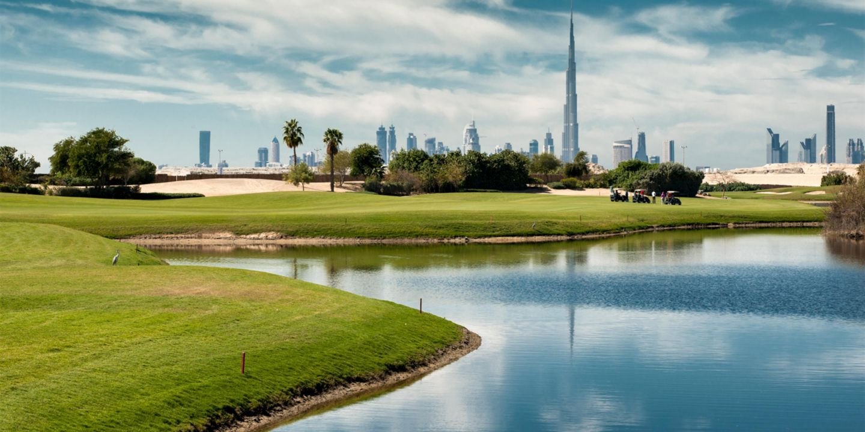 Golfreisen Dubai - Intercontinental Dubai Festival City