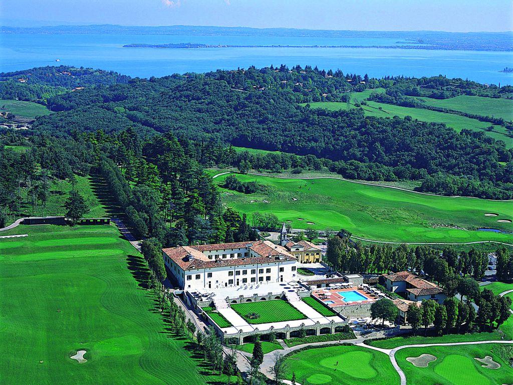 Golfreisen Gardasee - Palazzo Arzaga Hotel SPA & Resort
