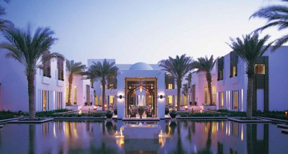 Golfreisen Oman – The Chedi Muscat